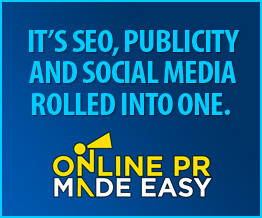 Online PR Made Easy
